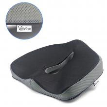 Valuetom Memory Foam Chair Pads Coccyx Low Back Pain Seat Cushion for Car,Office,Outdoor and Travel ...